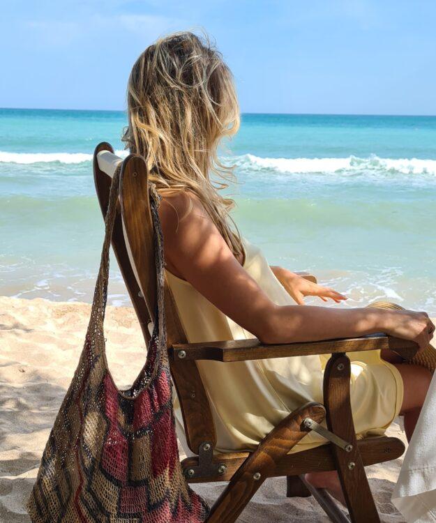 Eco-Friendly Beach Bag
