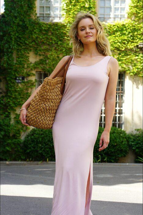 Noelani Maxi pink